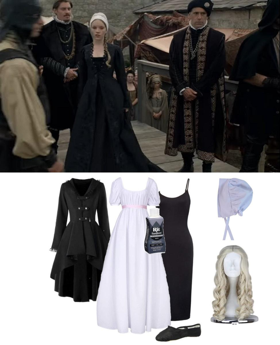 Catherine Howard from The Tudors Cosplay Guide