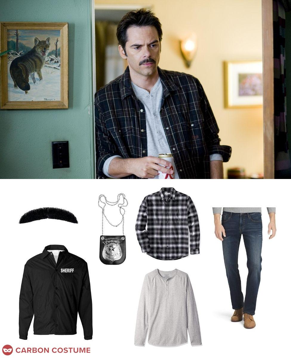 Charlie Swan from Twilight Cosplay Guide