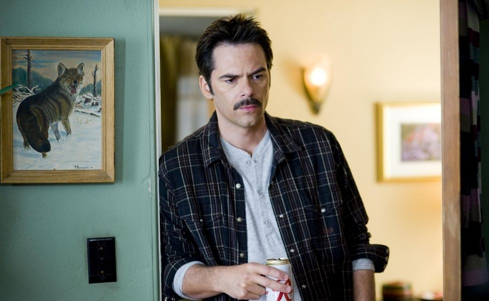 Charlie Swan from Twilight