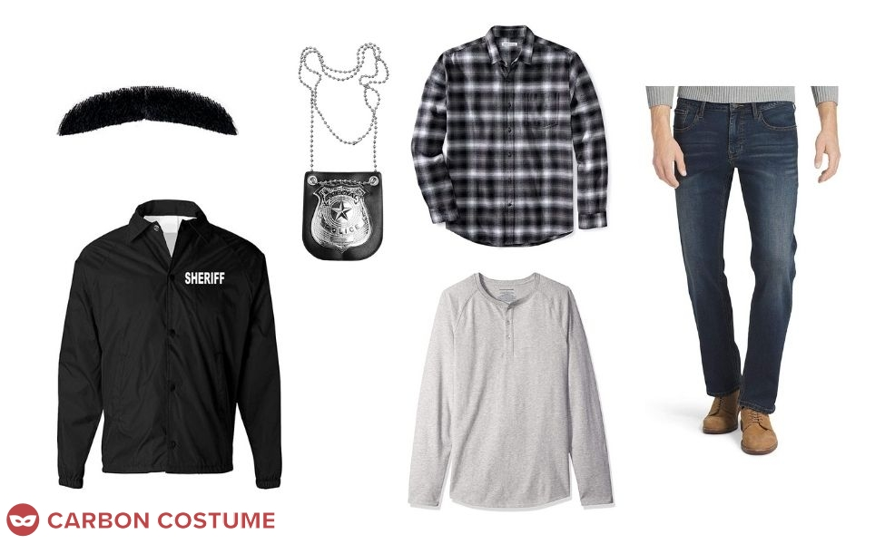 Charlie Swan from Twilight Costume