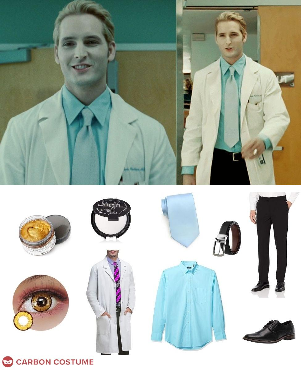 Dr. Carlisle Cullen Cosplay Guide