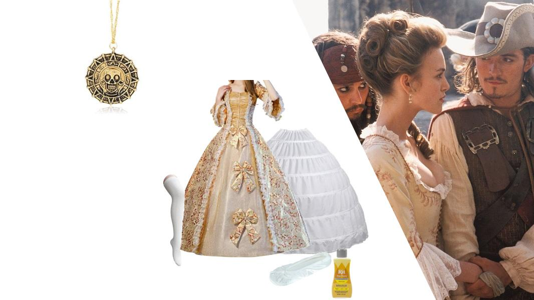 Elizabeth Swann from Pirates of the Caribbean Cosplay Tutorial