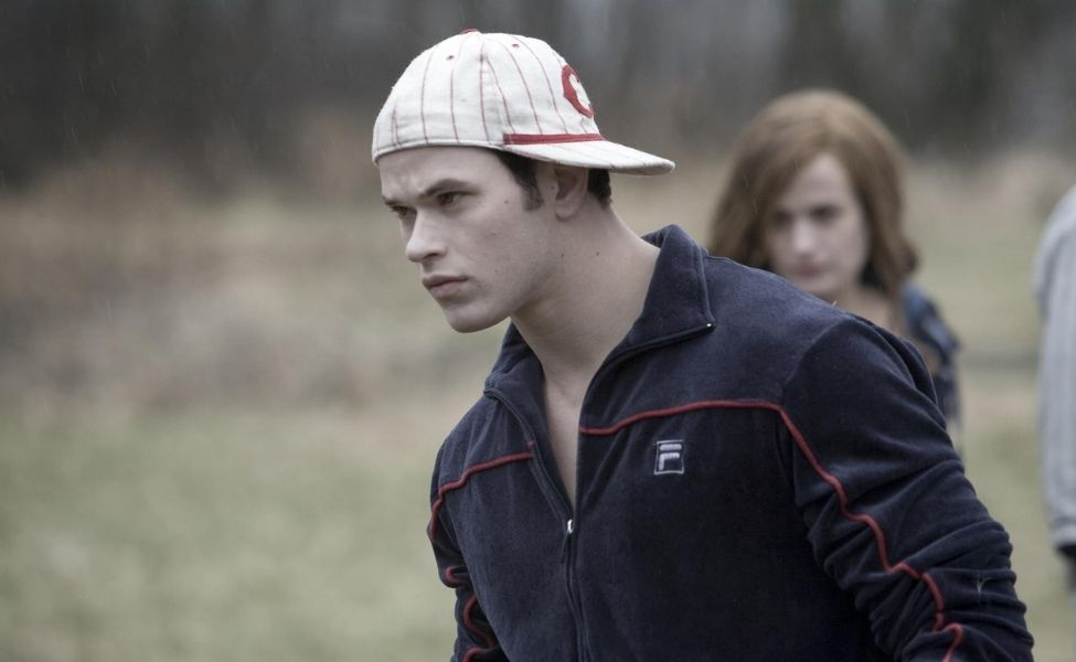 Emmett Cullen in the Baseball Scene from Twilight