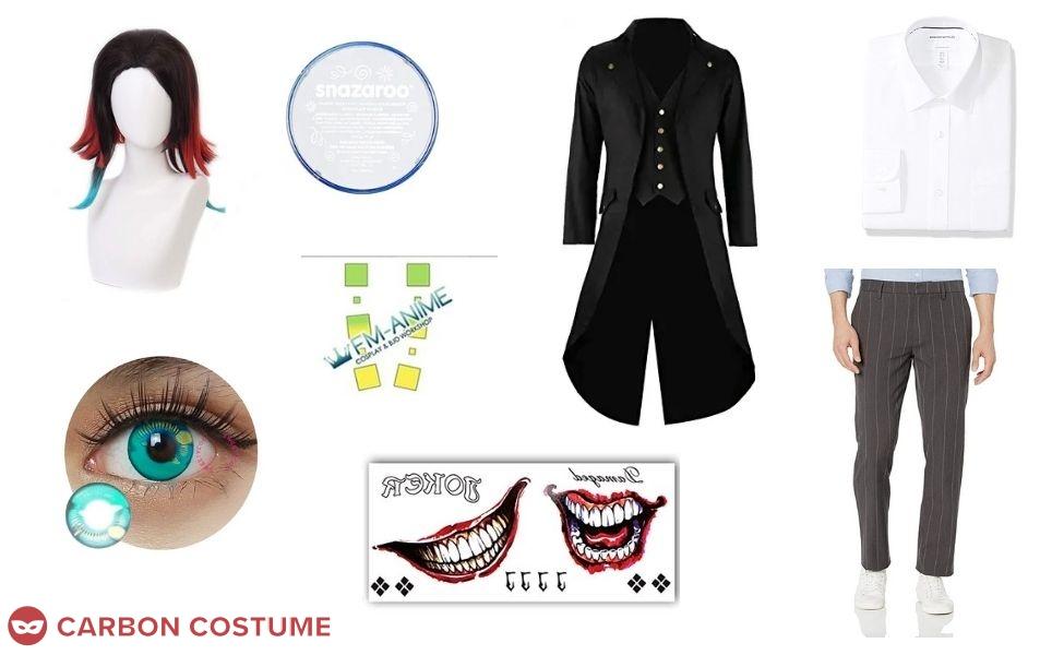 Enmu from Demon Slayer Costume