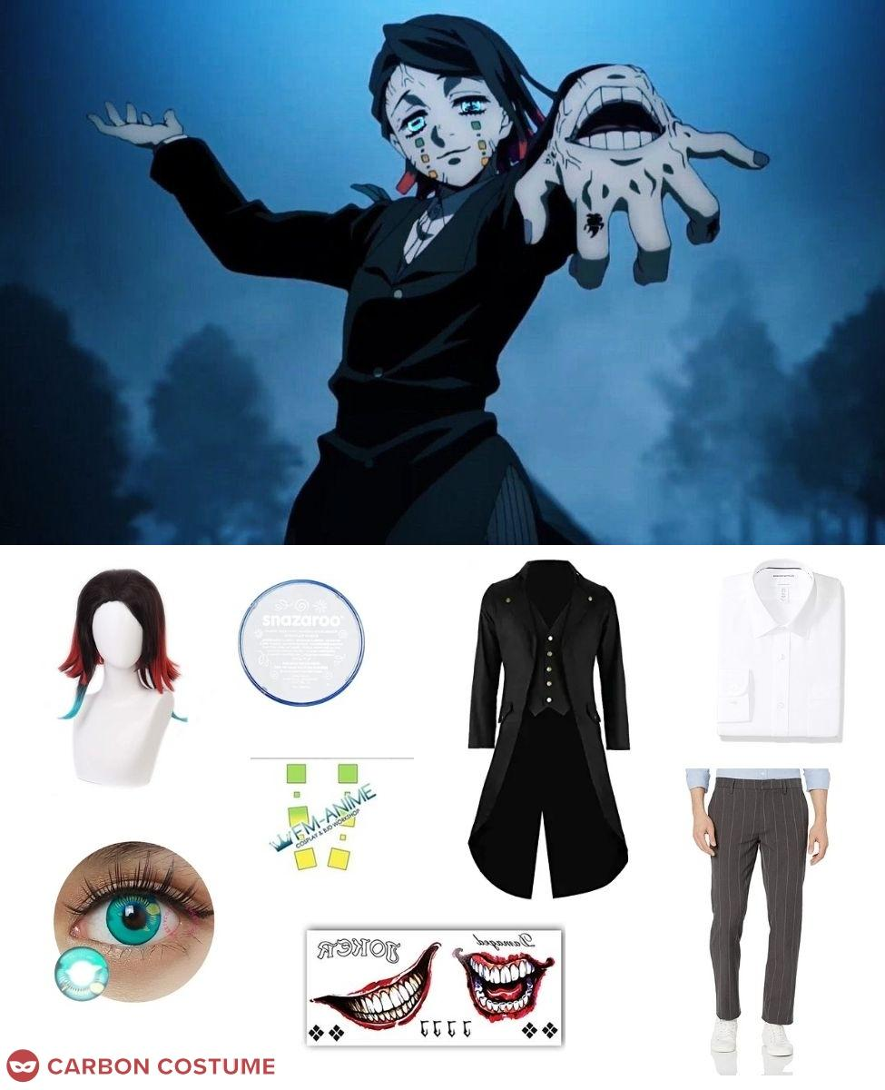 Enmu from Demon Slayer Cosplay Guide