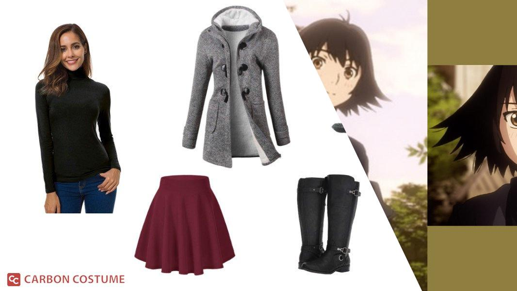 """Haru from Sing """"Yesterday"""" for Me Cosplay Tutorial"""