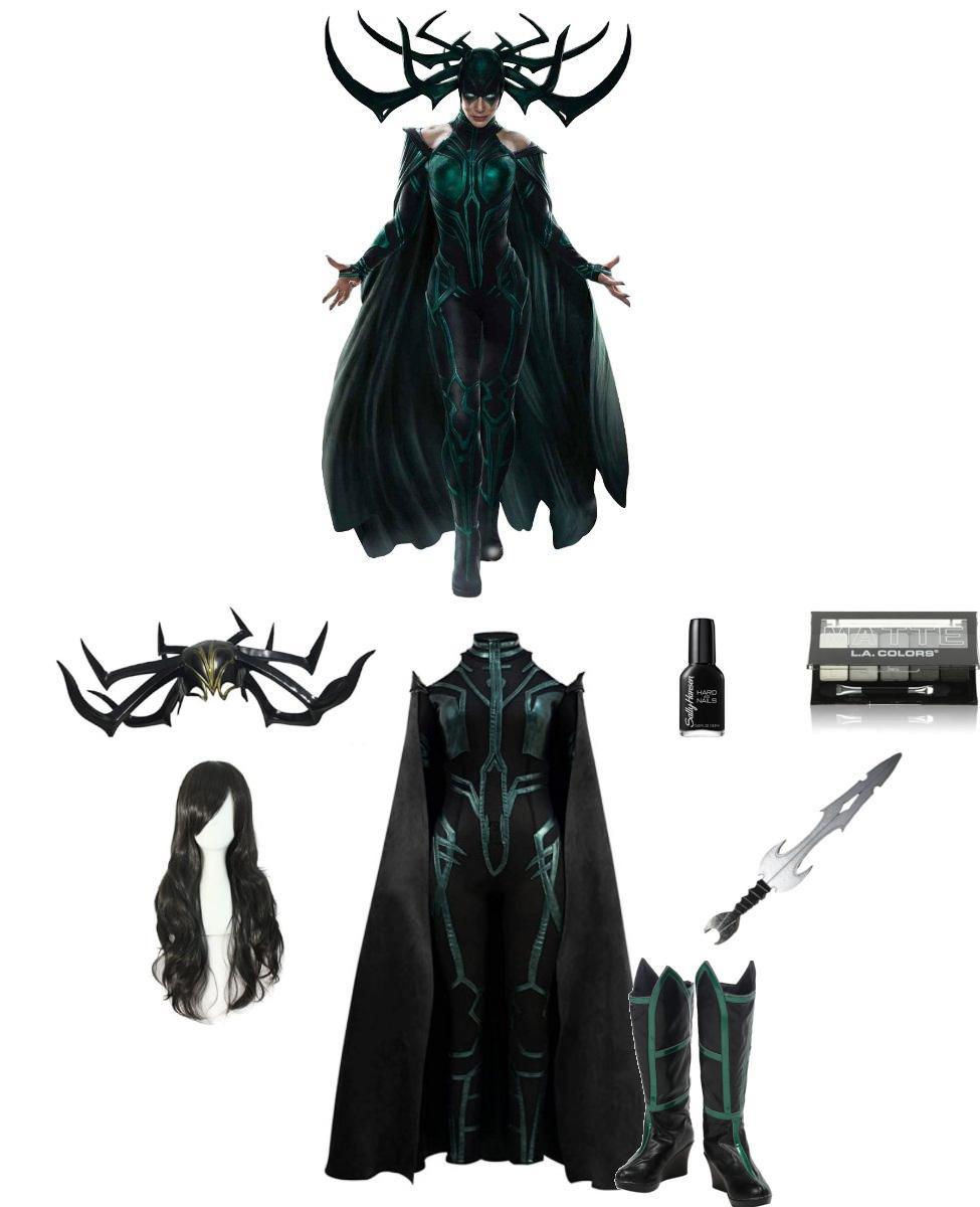 Hela from Thor: Ragnarok Cosplay Guide