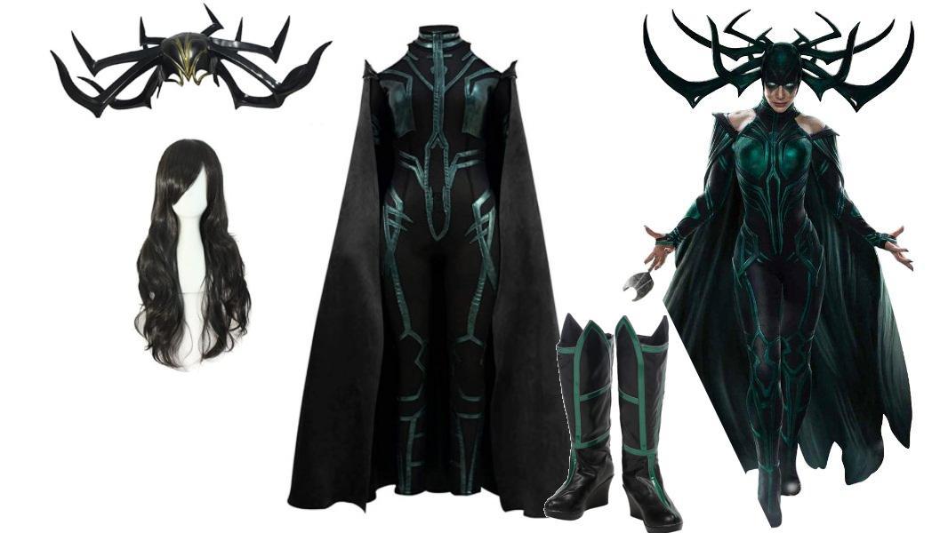 Hela from Thor: Ragnarok Cosplay Tutorial