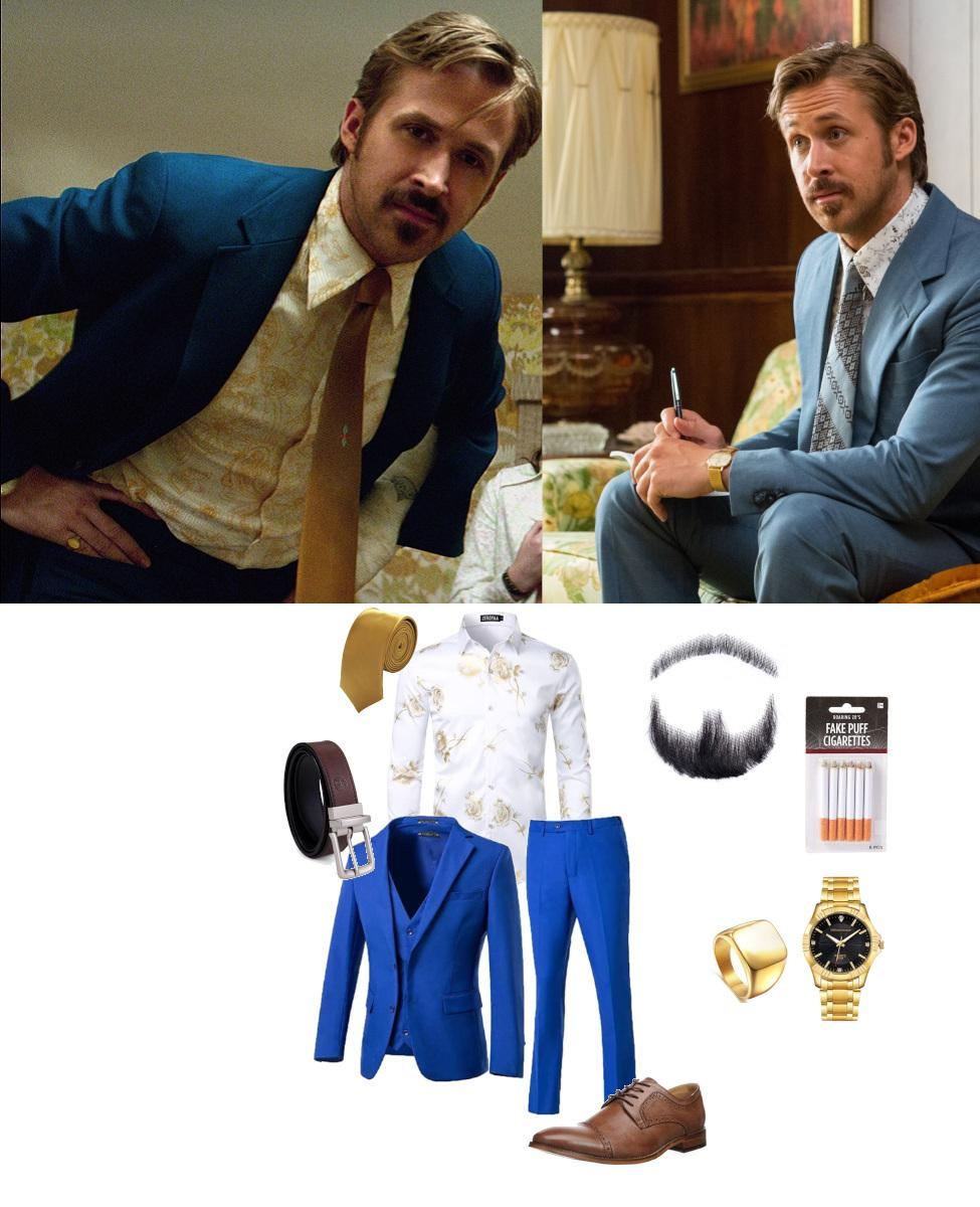 Holland March from The Nice Guys Cosplay Guide