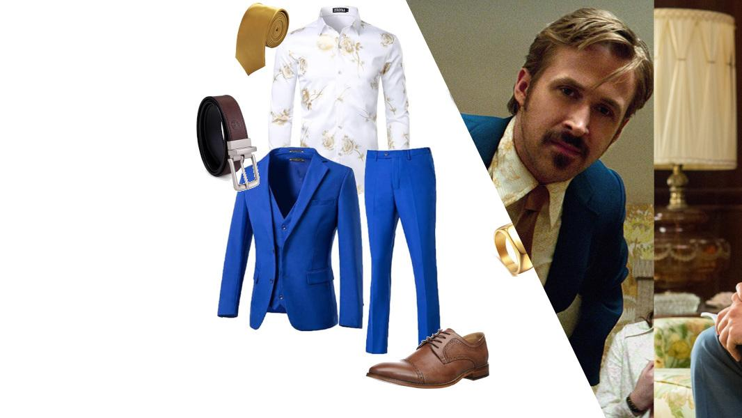 Holland March from The Nice Guys Cosplay Tutorial