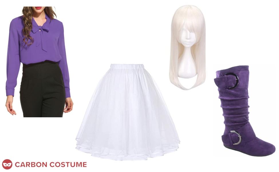 Illyasviel von Einzbern from Fate/Zero and Fate/Stay Night Costume