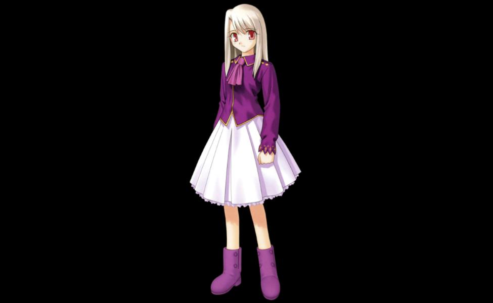 Illyasviel von Einzbern from Fate/Zero and Fate/Stay Night