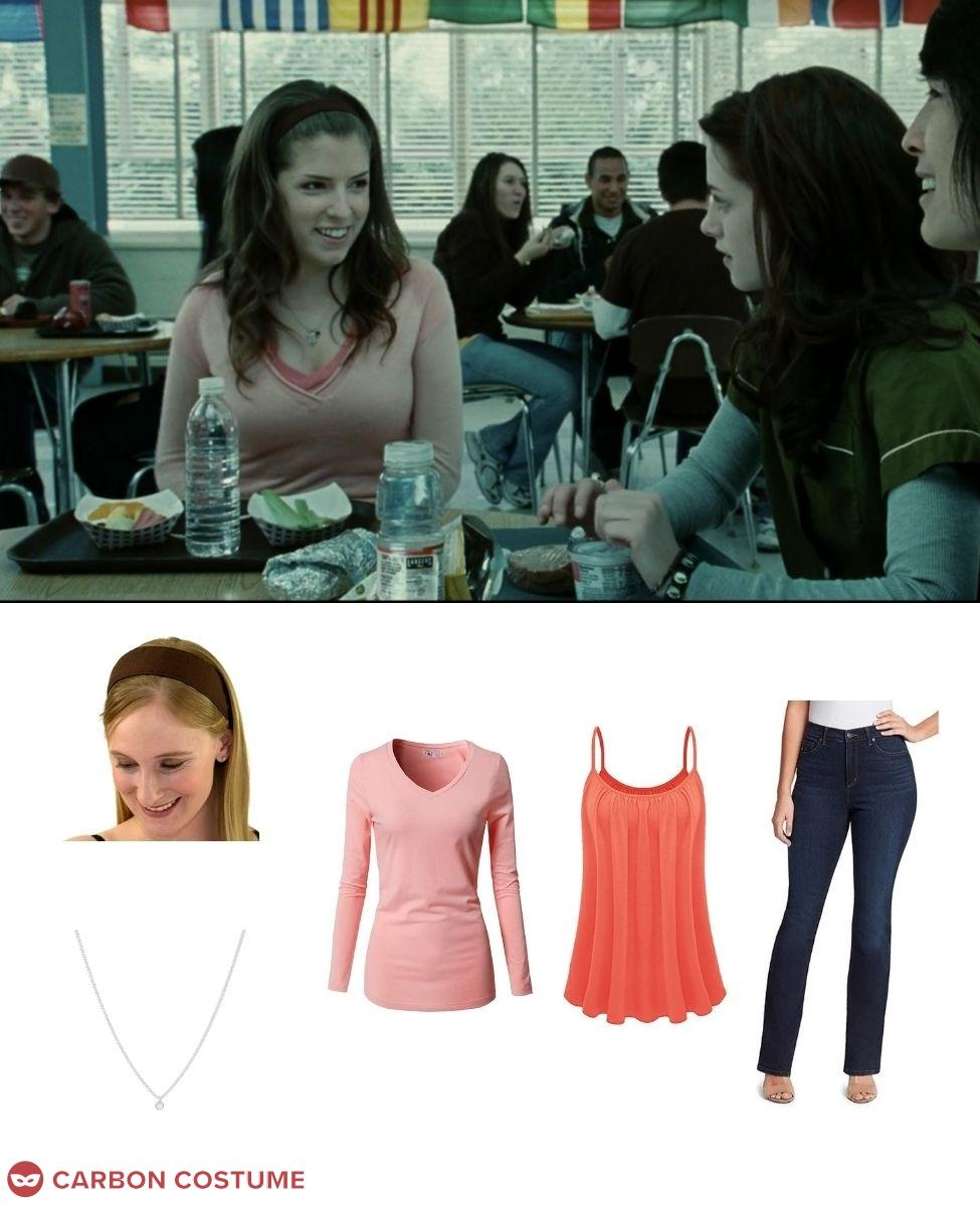 Jessica Stanley from Twilight Cosplay Guide