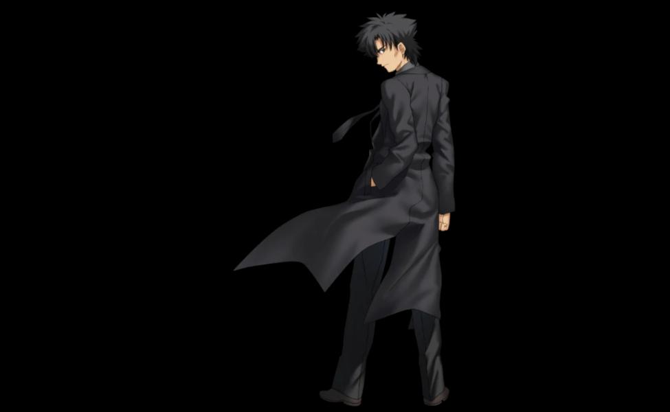 Kiritsugu Emiya from Fate/Zero