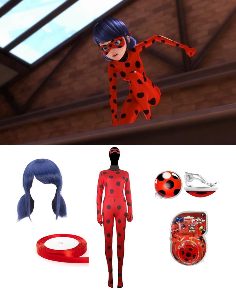 Ladybug from Miraculous Ladybug Cosplay Guide