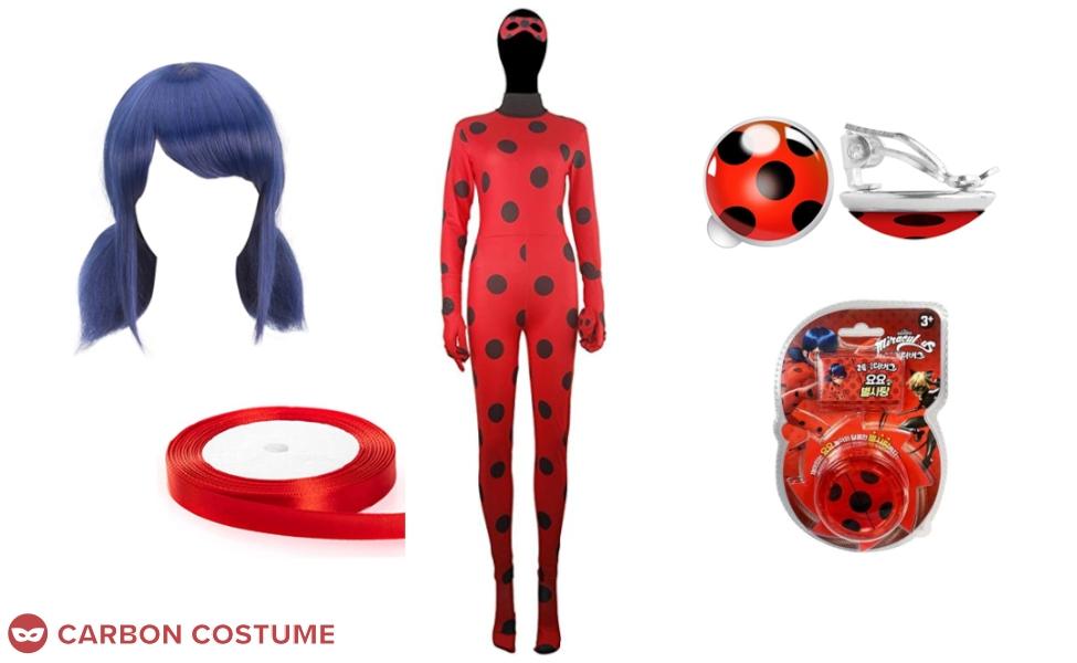 Ladybug from Miraculous Ladybug Costume