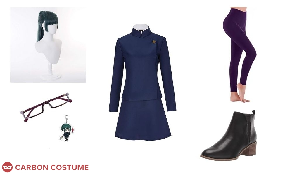 Maki Zenin Costume