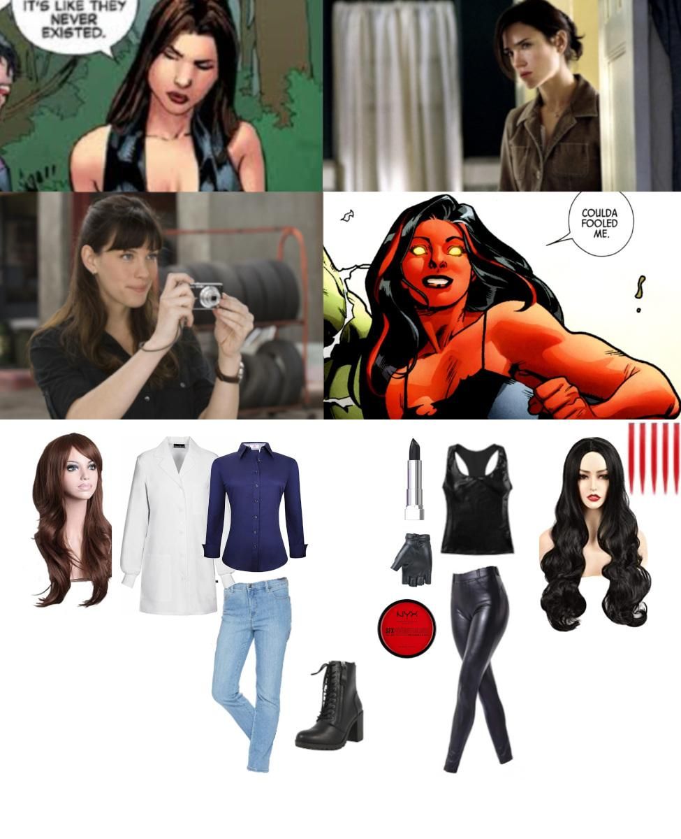 Betty Ross Cosplay Guide
