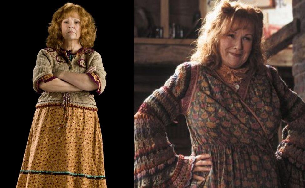 Mrs. Weasley