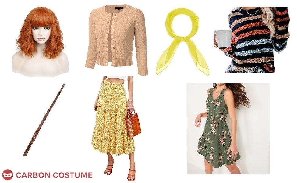 Mrs. Weasley Costume