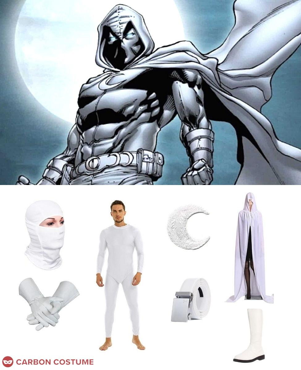 Moon Knight Cosplay Guide