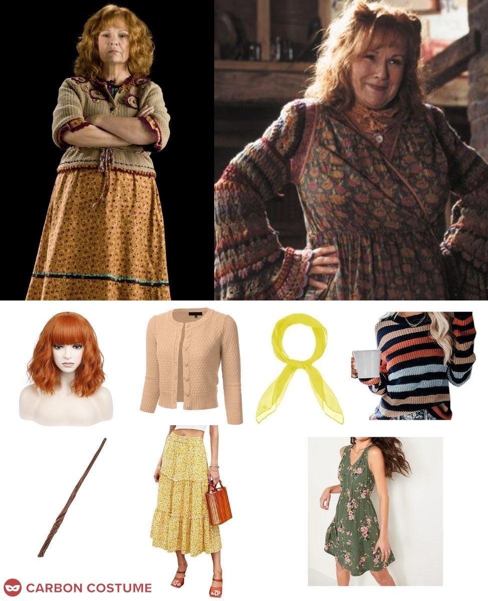 Mrs. Weasley Cosplay Guide