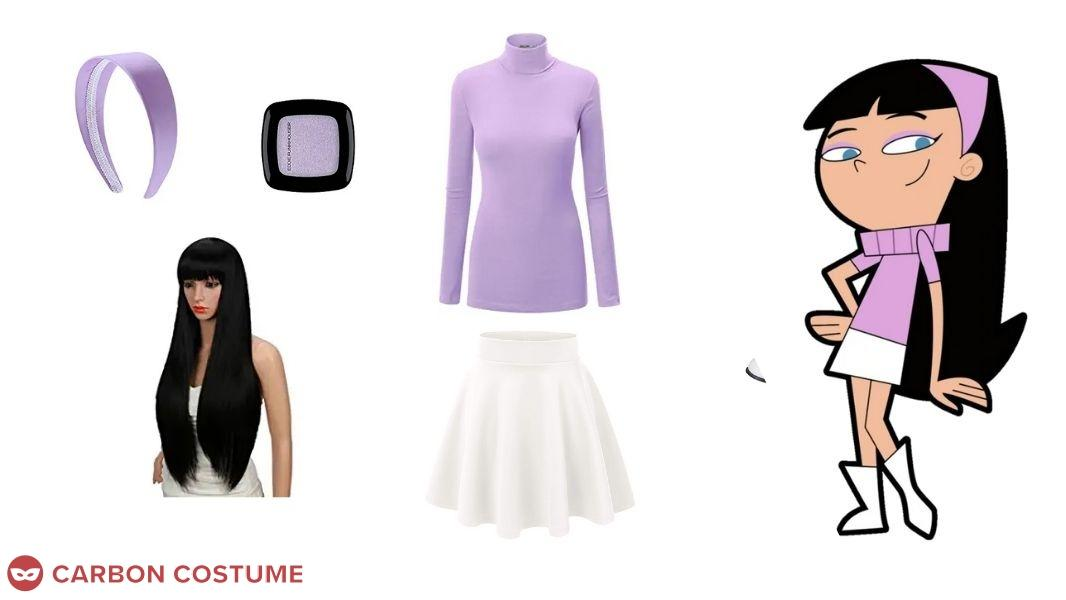 Trixie Tang Cosplay Tutorial