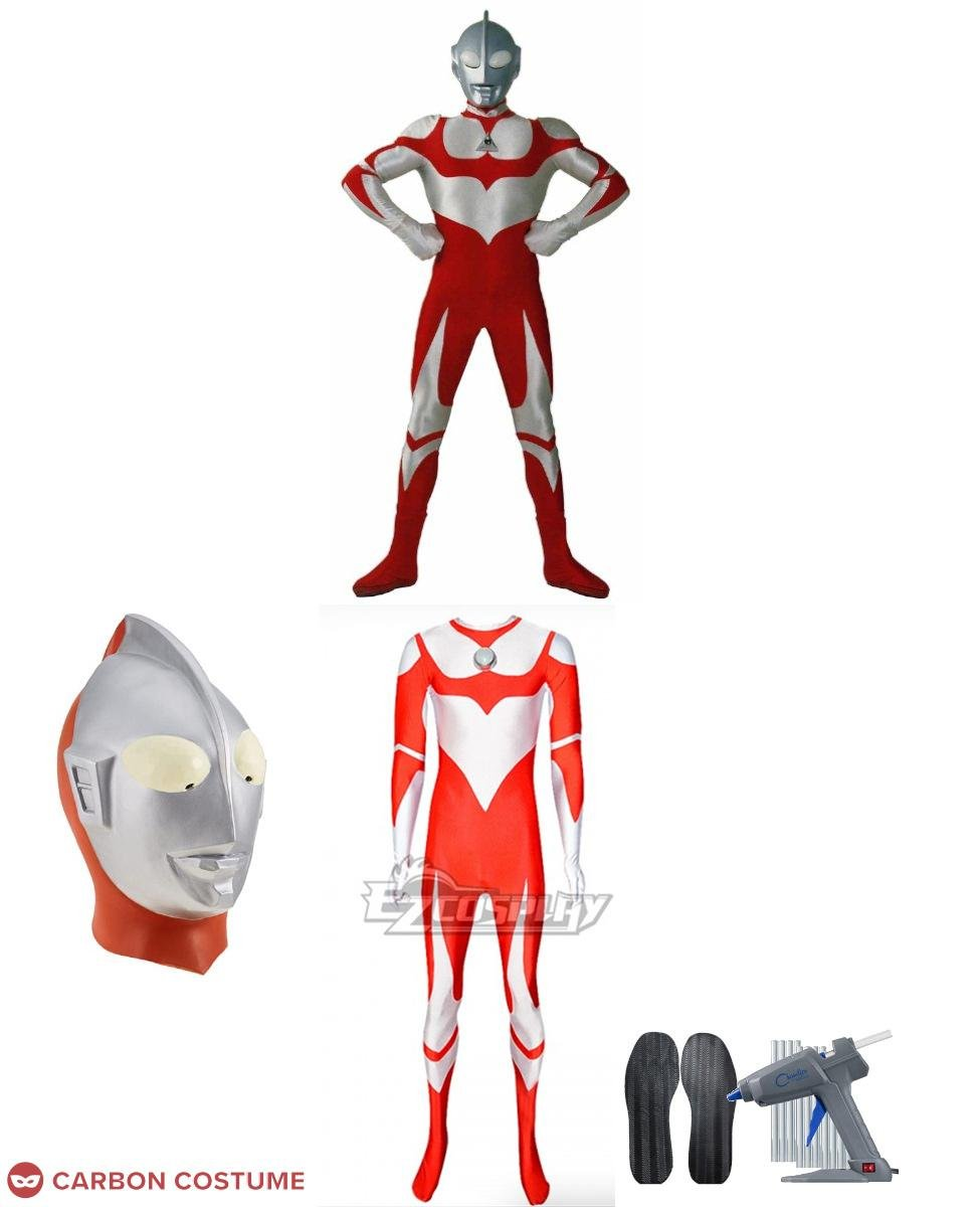 Ultraman Cosplay Guide