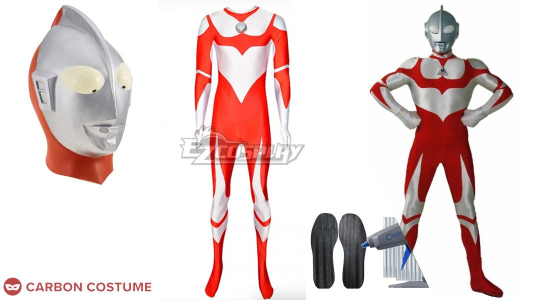 Ultraman Cosplay Tutorial