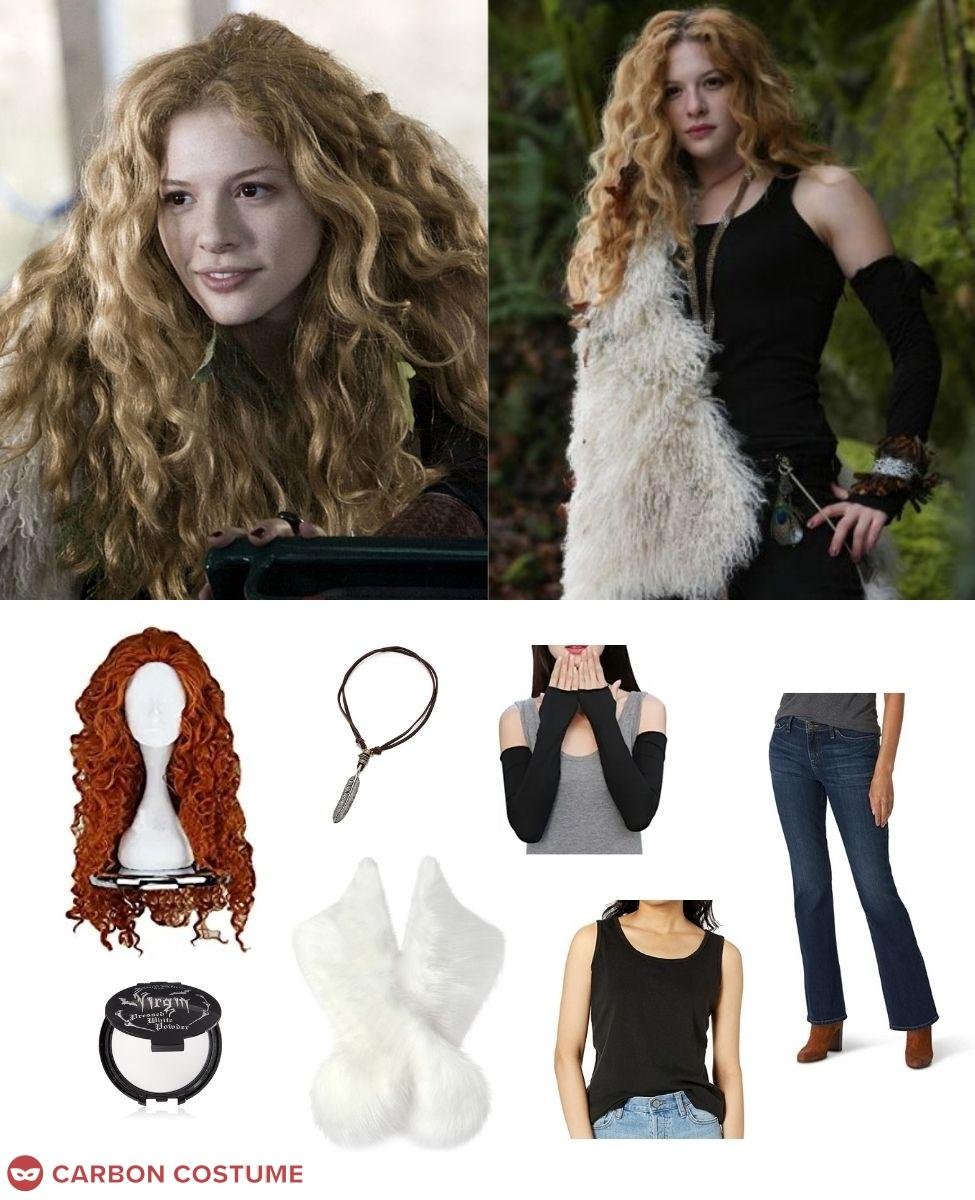 Victoria from Twilight Cosplay Guide