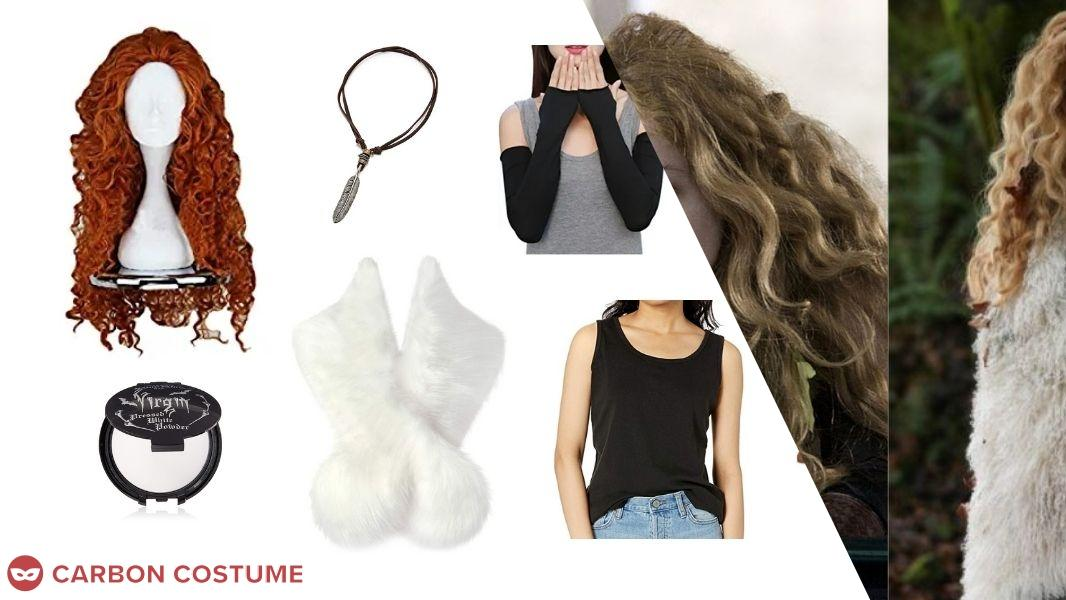 Victoria from Twilight Cosplay Tutorial