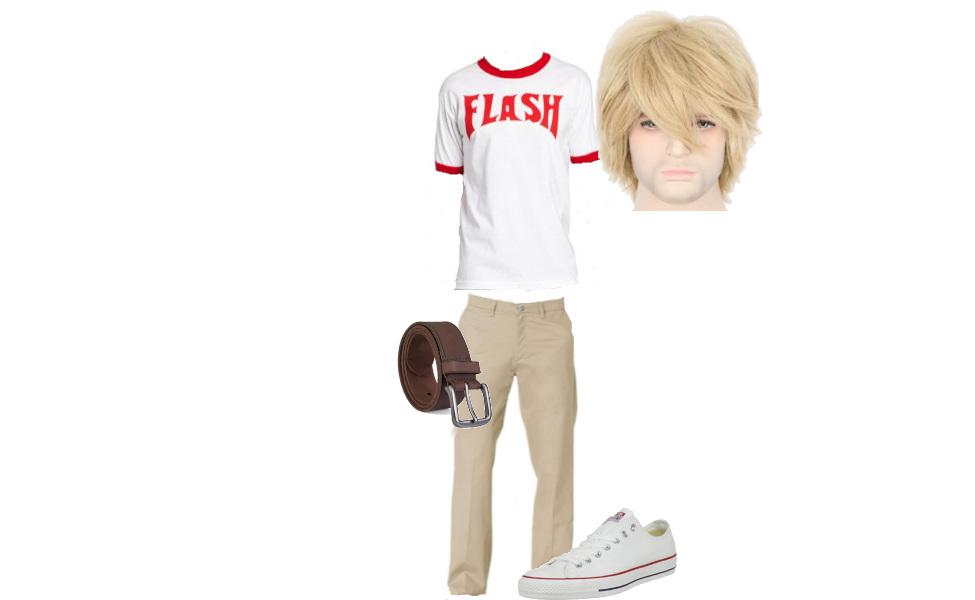 Flash Gordon Costume
