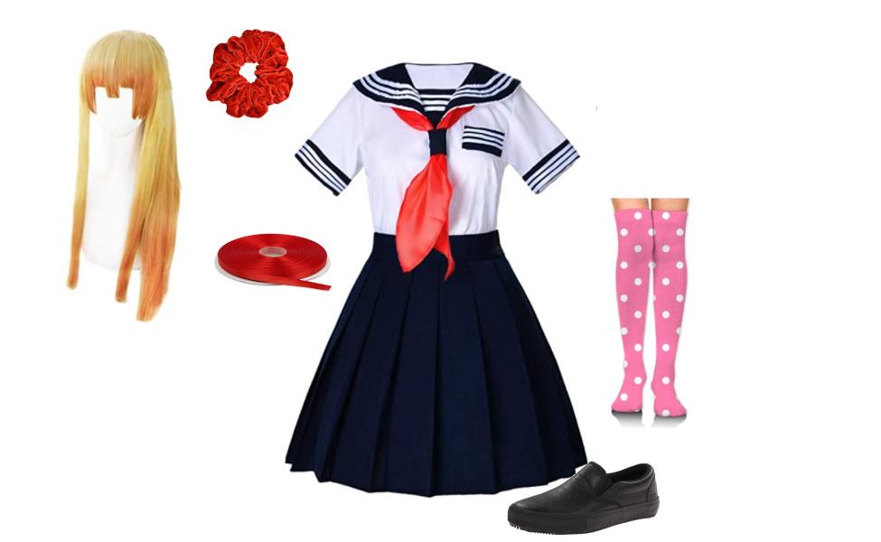 Osana Najimi from Yandere Simulator Costume
