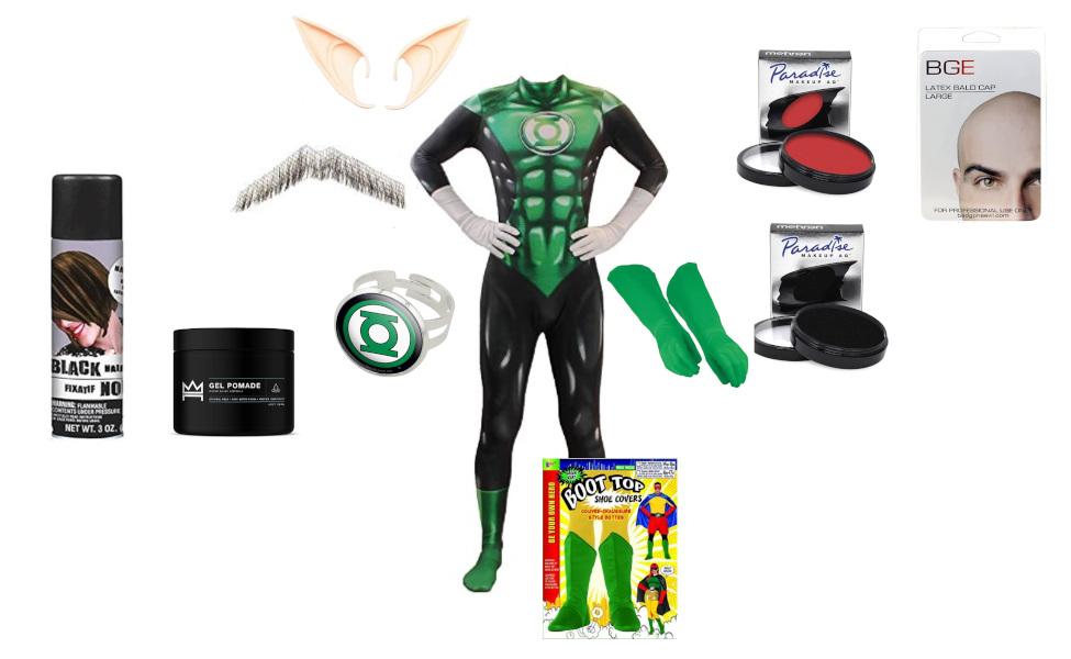 Sinestro from Green Lantern Costume