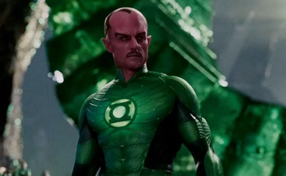 Sinestro from Green Lantern