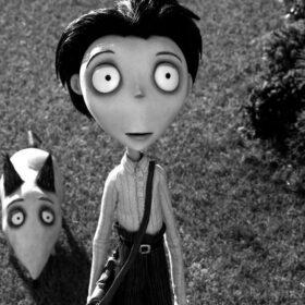 Victor Frankenstein from Frankenweenie