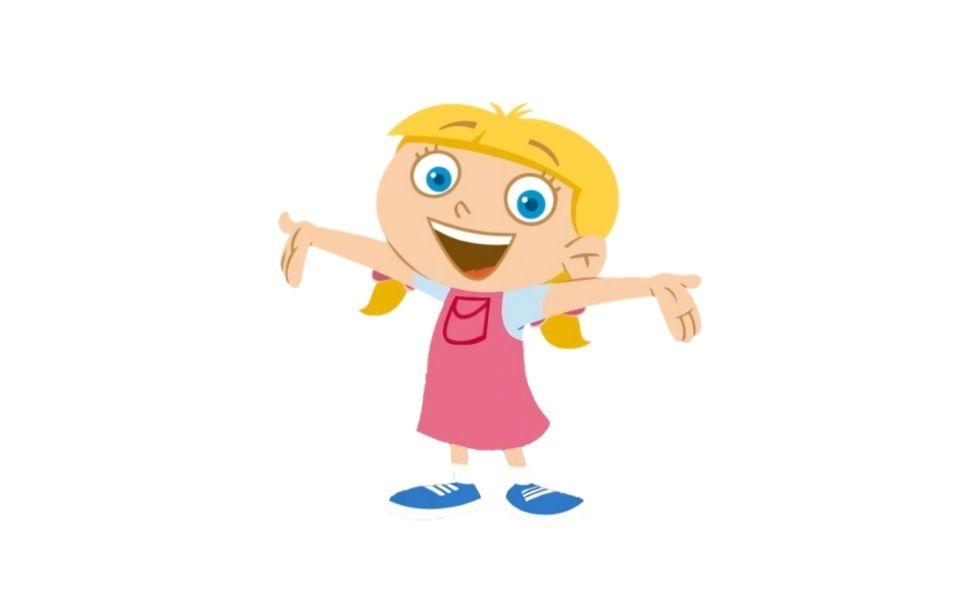 Annie from Little Einsteins