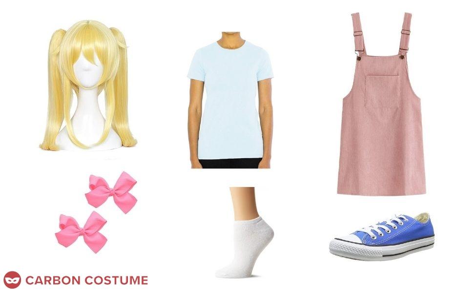 Annie from Little Einsteins Costume
