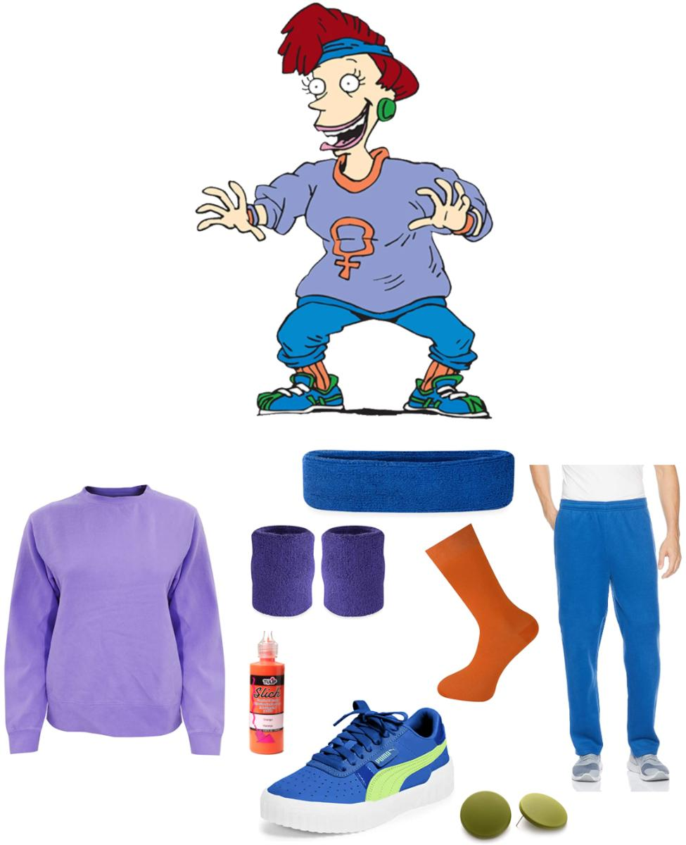 Betty DeVille from Rugrats Cosplay Guide