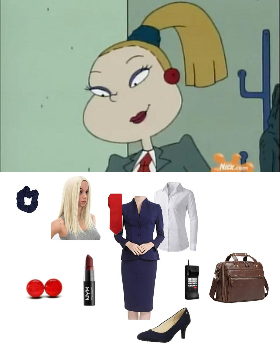 Charlotte Pickles from Rugrats Cosplay Guide