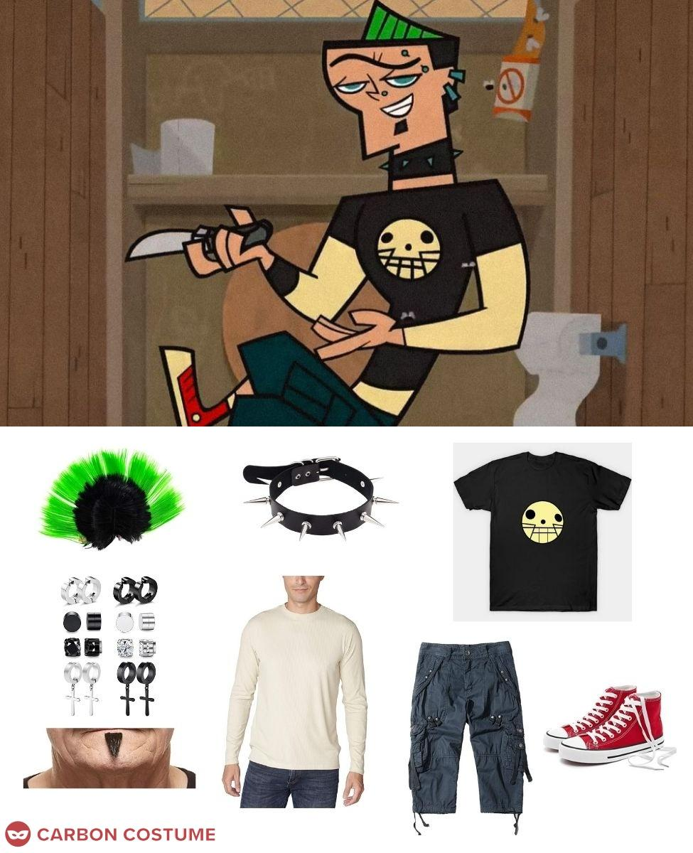 Duncan from Total Drama Island Cosplay Guide