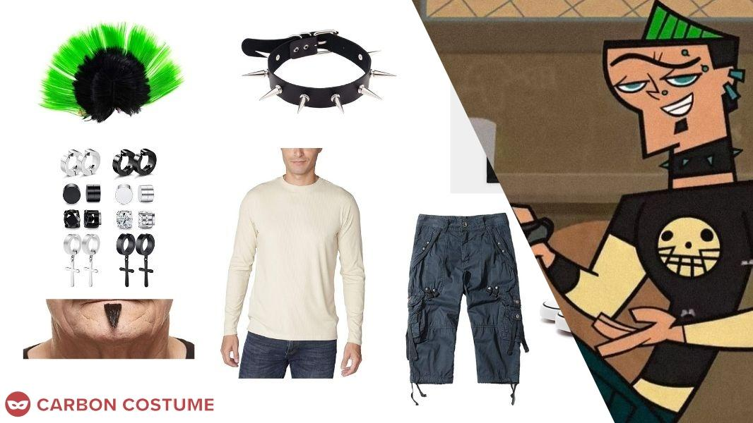 Duncan from Total Drama Island Cosplay Tutorial