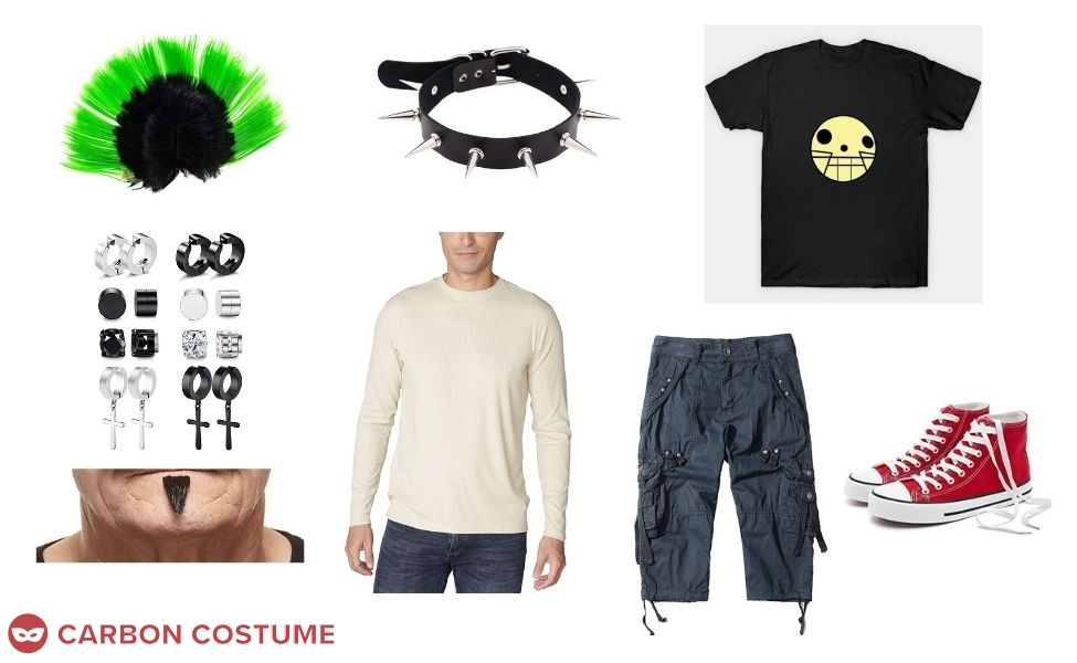 Duncan from Total Drama Island Costume
