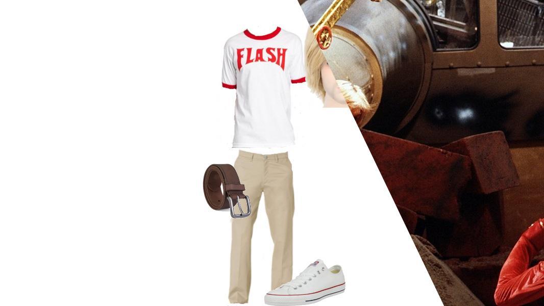 Flash Gordon Cosplay Tutorial