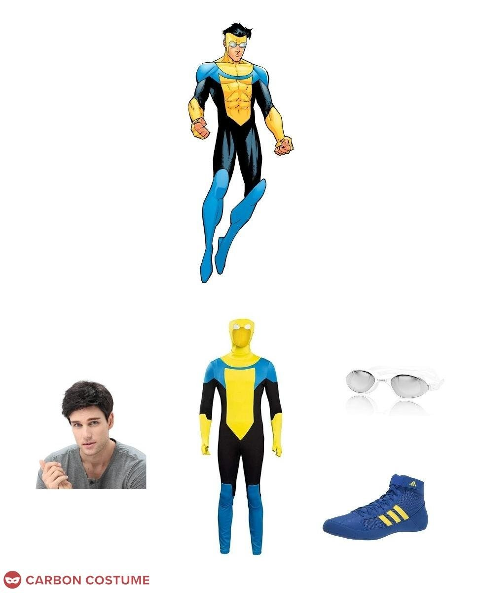 Invincible Cosplay Guide