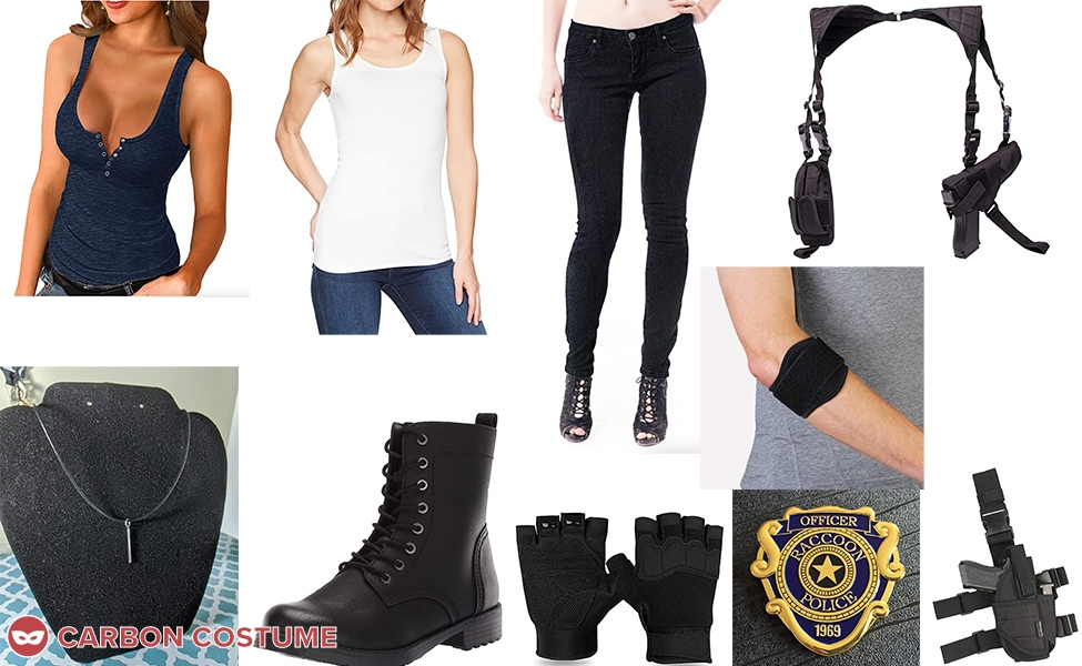 Jill Valentine from Resident Evil 3 Remake Costume