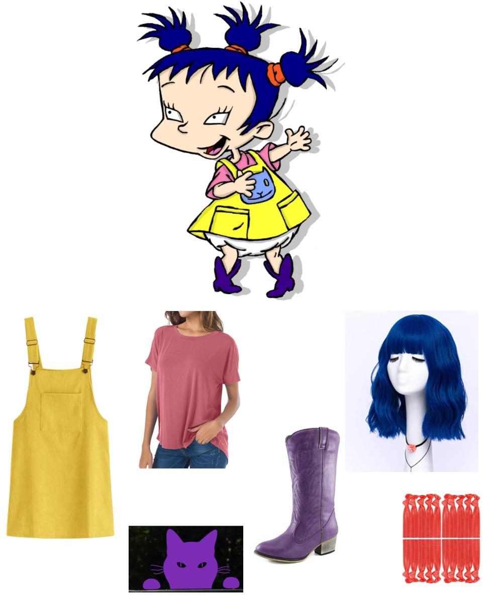 Kimi Watanabe-Finster from Rugrats Cosplay Guide