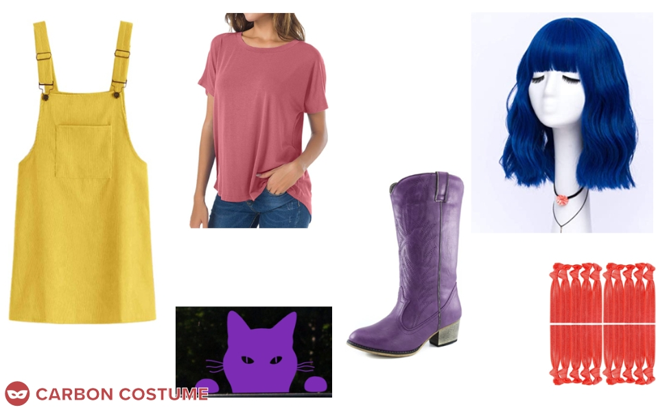 Kimi Watanabe-Finster from Rugrats Costume
