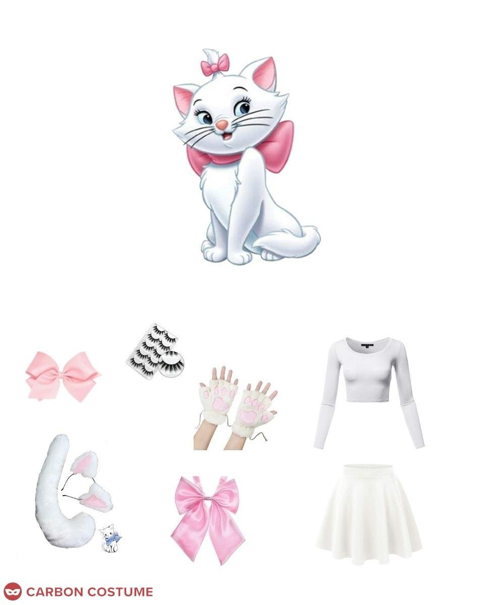 Marie from the Aristocats Cosplay Guide