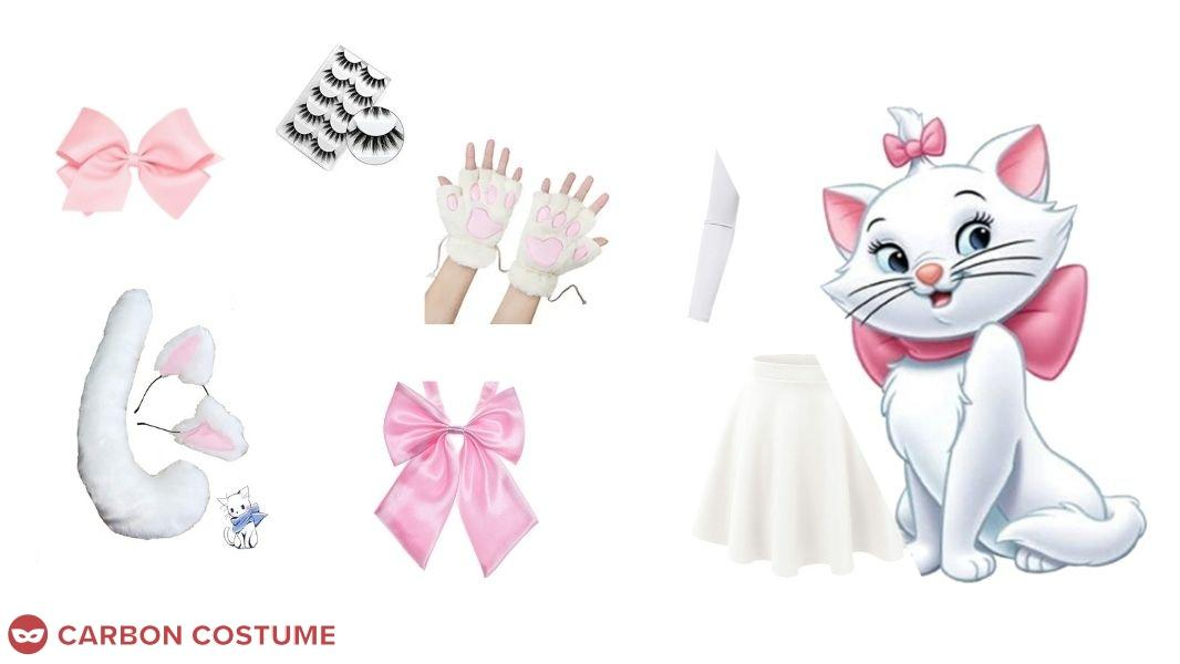 Marie from the Aristocats Cosplay Tutorial